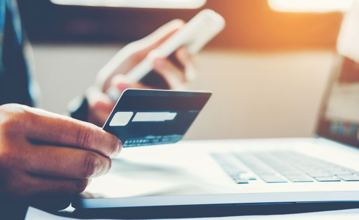 Pay A Bill With A Credit Card