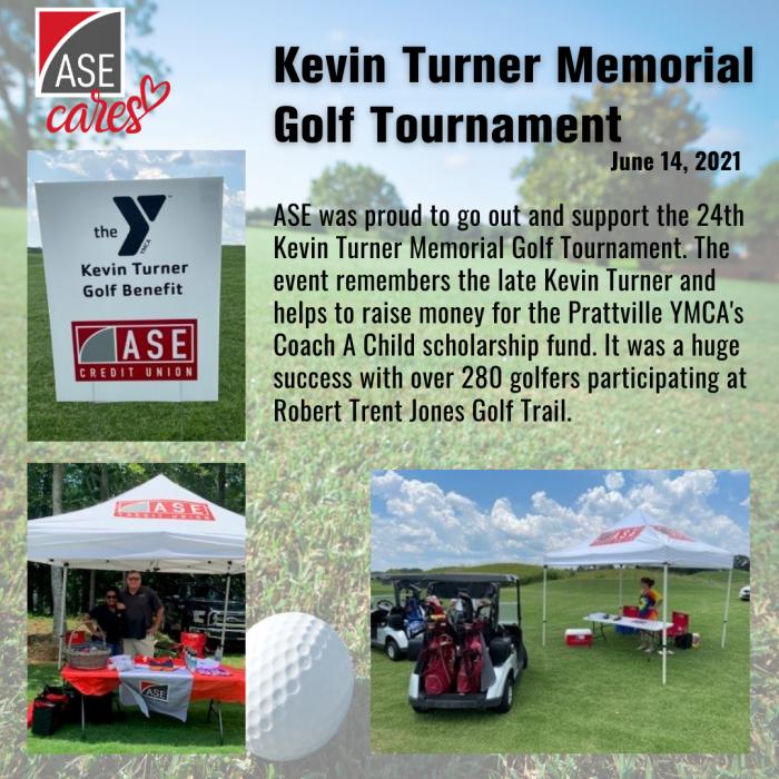 Kevin Turner Golf Benefit Ase Cares 3