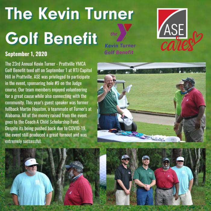The Kevin Turner Golf Benefit